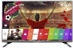 Телевизор LED  Smart LG, 43″(108 cм), 43LH560V, Full HD