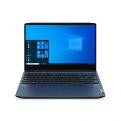 Лаптоп Lenovo IdeaPad Gaming 3 15IMH05, 81Y4002KBM.250GB.1TBHDD, 15.6″, Intel Core i7-10750H 2.6 GHz – 5.0 GHz 12MB cache (6-ядрен), NVIDIA GeForce GTX 1650 (4GB GDDR5), 8 GB 2933MHz DDR4, Черен/Сив