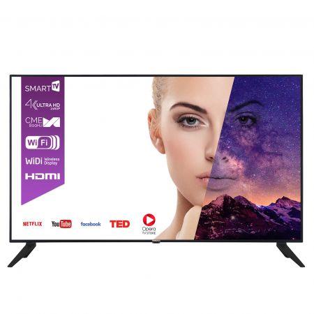 Телевизор LED Smart Horizon, 123 cm, 49HL9710U, 4K Ultra HD